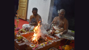 NNRC senior citizen homes coimbatore Ganapthy Homam